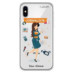 Capa para Celular - Jornalista | Mulher