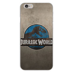 Capa para Celular - Jurassic World
