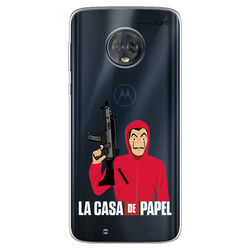 Capa para celular - La Casa de Papel