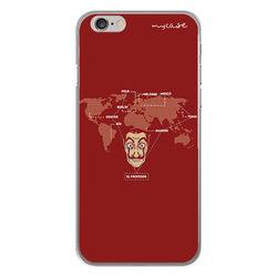 Capa para celular - La Casa de Papel | Mapa