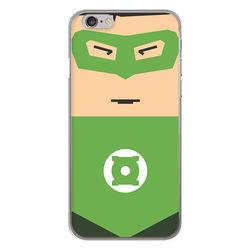 Capa para celular - Lanterna Verde Flat