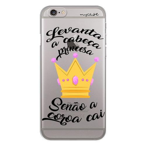 Imagem de Capa para celular - Levanta a Cabeça Princesa