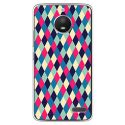 Capa para celular - Losangos