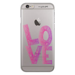 Capa para celular - Love