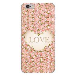 Capa para Celular - Love   Floral