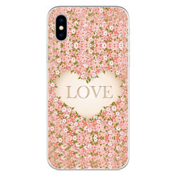 Capa para Celular - Love | Floral
