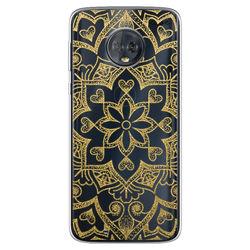 Capa para celular - Mandala com Efeito Glitter