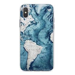 Capa para celular - Mapa Mundi