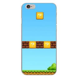 Capa para Celular - Mario Bross Game