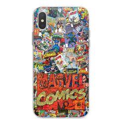 Capa para celular - Marvel Comics