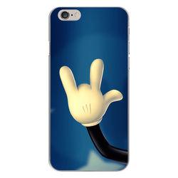 Capa para Celular - Mickey | Mão