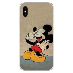 Capa para Celular - Mickey | Mustache