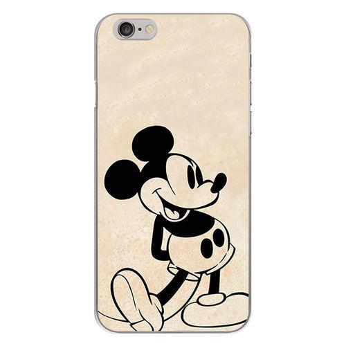 Imagem de Capa para Celular - Mickey | Preto