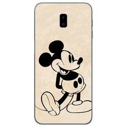 Capa para Celular - Mickey | Preto