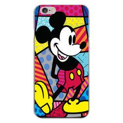 Capa para Celular - Mickey | Romero Britto