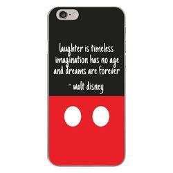 Capa para Celular - Mickey | Walt Disney