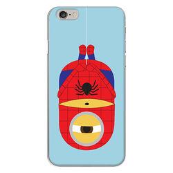 Capa para Celular - Minions | Spider Man