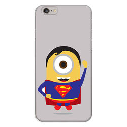 Capa para Celular - Minions | Super Man