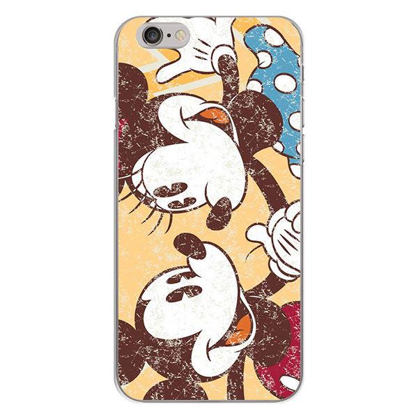 Capa Para Celular - Minnie E Mickey
