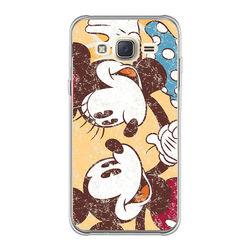 Capa para Celular - Minnie e Mickey   Desenho
