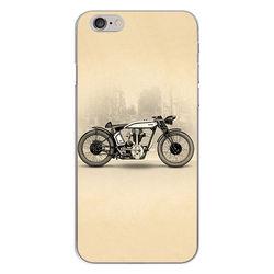 Capa para Celular - Motocicleta   Moto Retrô
