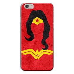 Capa para Celular - Mulher Maravilha | Desenho