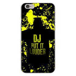 Capa para Celular - Música | DJ Put It Louder