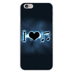 Capa para Celular - Música | I Love Music 1