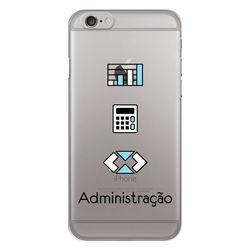 Capa para Celular - Administração