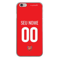 Capa para Celular - Arsenal