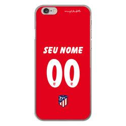 Capa para Celular - Atletico de Madrid