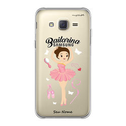 Capa para Celular - Bailarina