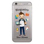 Capa para Celular - Blogueiro