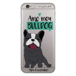 Capa para Celular - Bulldog