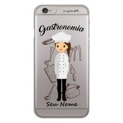 Capa para Celular - Chef & Gastronomia - Mulher
