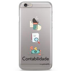 Capa para Celular - Contabilidade