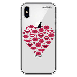 Capa para Celular - Corações 5