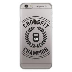 Capa para Celular - Crossfit champion