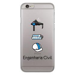 Capa para Celular - Engenharia civil