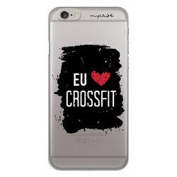 Capa para Celular - Eu amo crossfit.