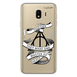 Capa para Celular - Harry Potter Relíquias da Morte