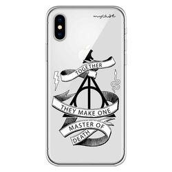 Capa para Celular - Harry Potter Relíquias da Morte