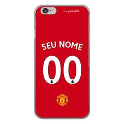Capa para Celular - Manchester United