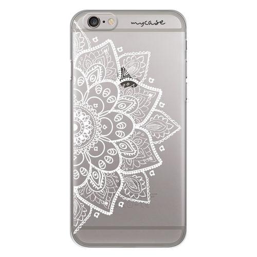 Imagem de Capa para Celular - Mandala 2 - branco