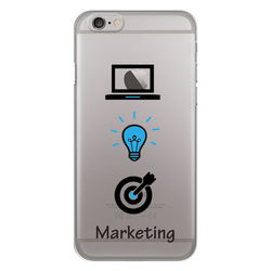 Capa para Celular - Marketing