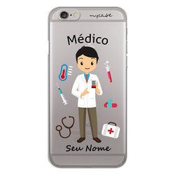 Capa para Celular - Médico