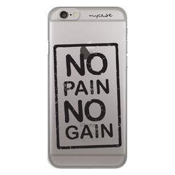 Capa para Celular - No pain no gain