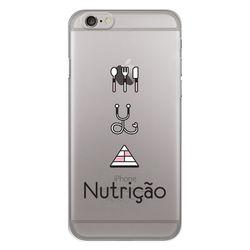 Capa para Celular - Nutrição