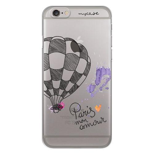 Imagem de Capa para Celular - Paris Mon Amour Balão