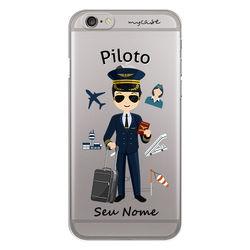 Capa para Celular - Piloto